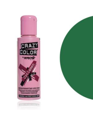 green crazy color