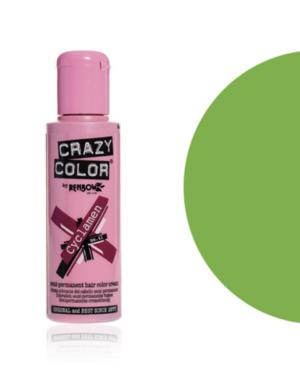 lime twist crazy color