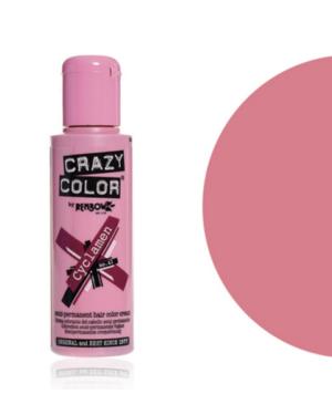 peachy crazy color