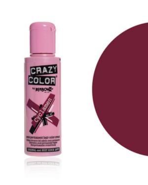 burgundy crazy color