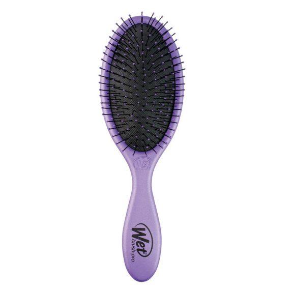 wet brush lilac