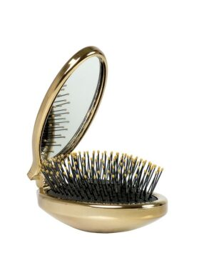 wet brush gold