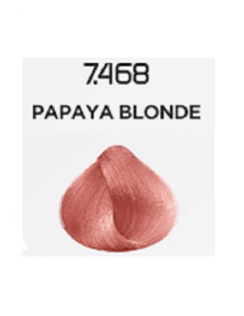 papaya blonde