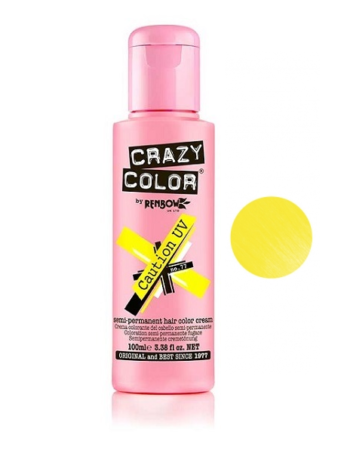 neon caution uv crazy color