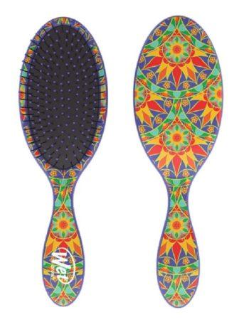 wet brush orange mosaic