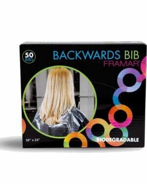 backwards bib