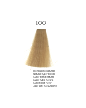 zero boja za kosu 100