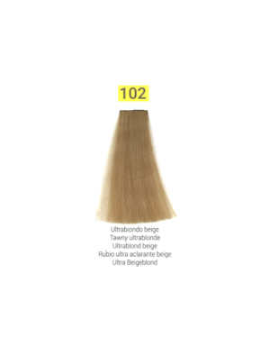 art boja za kosu 102
