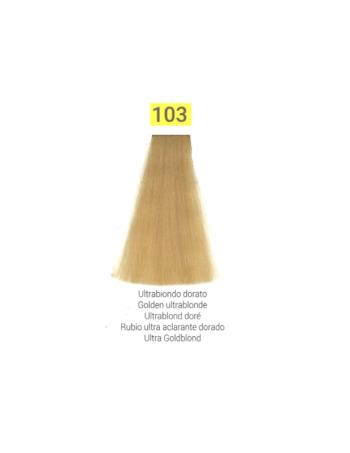 art boja za kosu 103