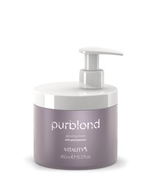 purblond glowing mask 450 ml