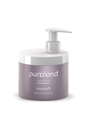 purblond glowing mask 450 ml