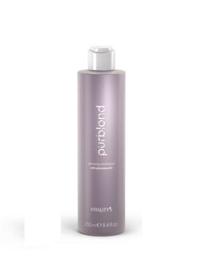 purblonde glowing shampoo 250 ml