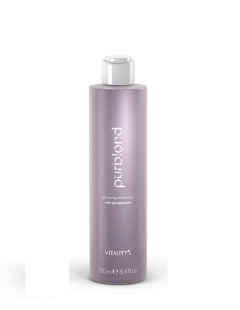 purblonde glowing shampoo 250 ml
