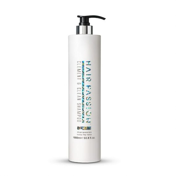 HAIR PASSION CLEMENT AND CLEAN SHAMPOO