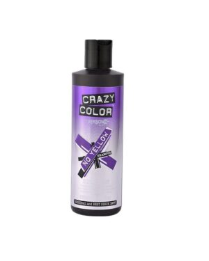 crazy color shampoo silver 250 ml